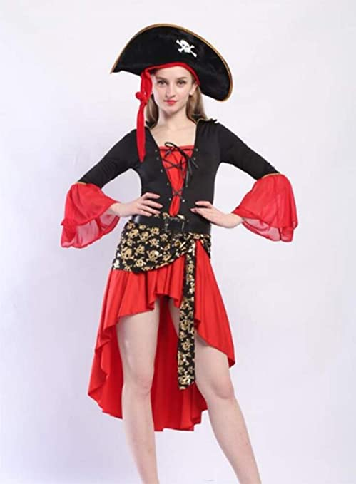 OOFAY Disfraz de Halloween, Medias de Ticha La, Disfraz de ...