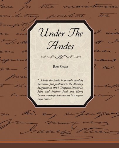 Download Under the Andes pdf epub