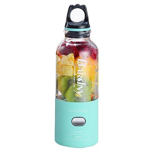 Usb Electric Juice Cup - Juego de 6 cortadores de zumo de ...