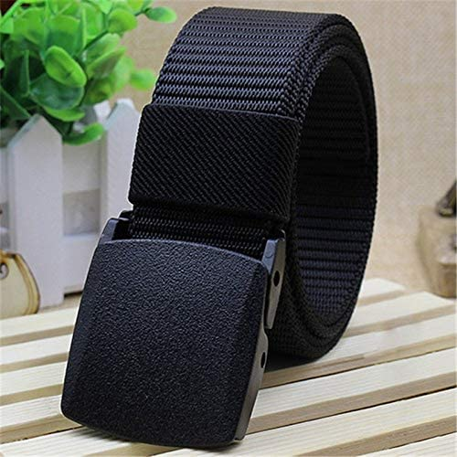 Kipove Automatic Buckle Nylon Male Army Tactical Belt Mens Military Waist Canvas Belts Cummerbunds Strap