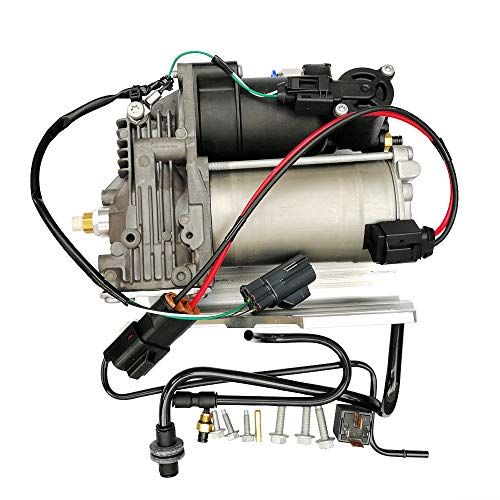 OEM AMK Style Air Suspension Compressor Pump for Land Rover Discovery 3 2004-2012 Discovery 4 2010-2013 Range Rover Sport 2005-2013 OEM Number LR038118,LR023964,LR045251,LR015303,LR037065,LR044360 -  Luft Meister, LuftMeister-AC-025