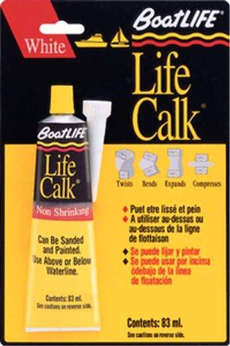 BoatLIFE Life Calk Tube, Teak Brown, 2.8 Fluid Ounce