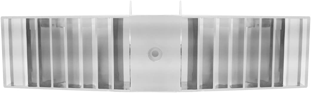 GG Grand General 68409 Chrome Plastic Dash Top Defroster Vent for Freightliner