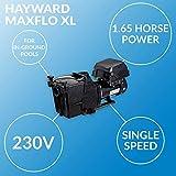 Hayward W3SP2315X20 MaxFlo XL Pool Pump, 2 HP