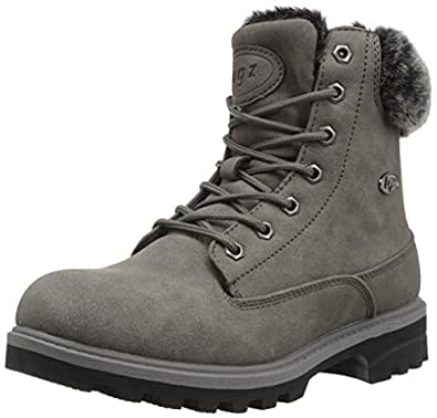 Amazon.com | Lugz Women's Empire Hi Fur Fashion Boot