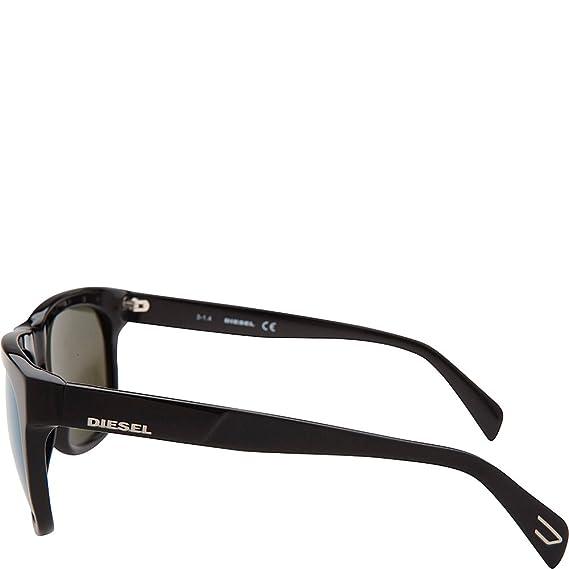 Amazon.com: Diesel Eyewear Square – Gafas de sol unisex ...