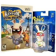 Rayman Raving Rabbids 2 with Figurine