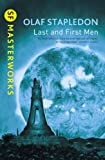 Last and First Men by Olaf Stapledon front cover