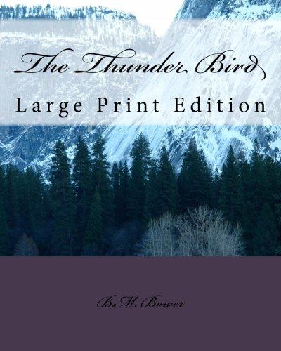 The Thunder Bird: Large Print Edition pdf