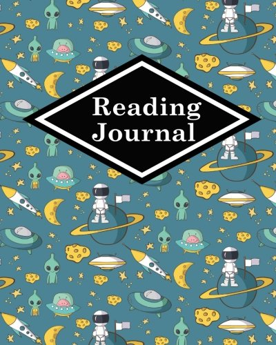 Reading Journal: Book Reading Planner, Reading Log Book, Portable Book Reading Report, Summer Reading Journal, Cute Space Cover (Reading Journals) (Volume 79) PDF