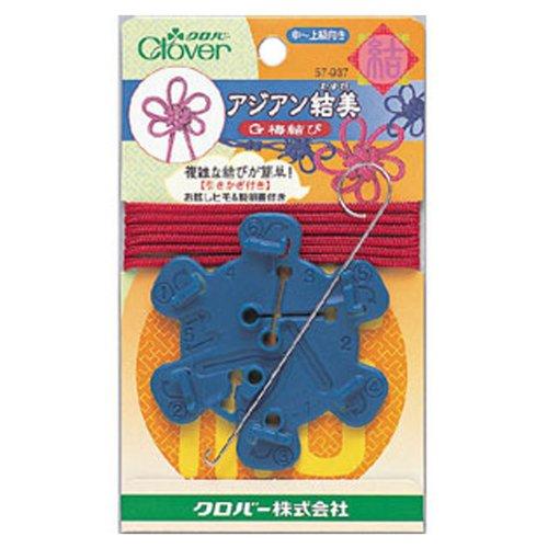 - Clover Asian Yumi G. plum tie [57-937] (japan import)
