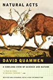 Natural Acts, David Quammen and D. Quammen, 0393333604