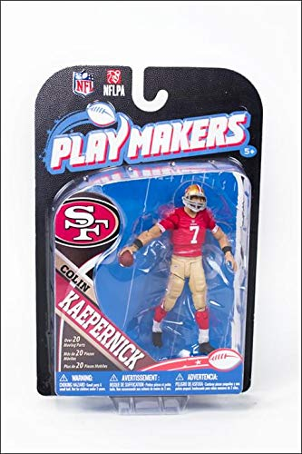 NFL San Francisco 49ers 2013 Playmaker Series 4 Colin Kaepernick Action Figure