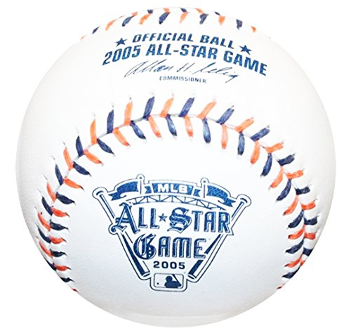 (Rawlings 2005 All Star Official MLB Game Baseball Detroit Tigers Boxed)