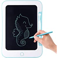 8.5 Inch LCD Writing Pad Kids Electronic Drawing Pads for Childrens Writing Tablet Doodle Board Graphic Pad, Digital Drawing Board Gifts, Elder Message Board, Family Memo and Office