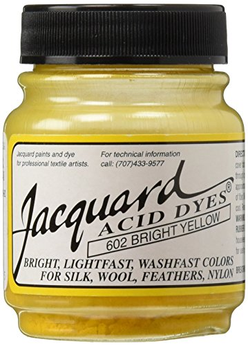 Jacquard Acid Dyes 1/2 Ounce-Bright ()
