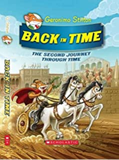 Geronimo Stilton Special Edition: The Journey Through Time 2: Back in Time price comparison at Flipkart, Amazon, Crossword, Uread, Bookadda, Landmark, Homeshop18