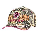 ARIAT Women's Structured Cap Camouflage Beige