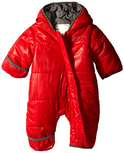 Arctix Infant Bunting Snow Suit, Formula One Red, 9-12 Months