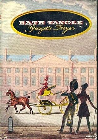 book cover of Bath Tangle
