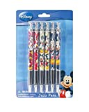 Disney Mickey Mouse 6 Pack Jazz Pen