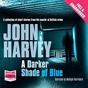 A Darker Shade of Blue Audiobook