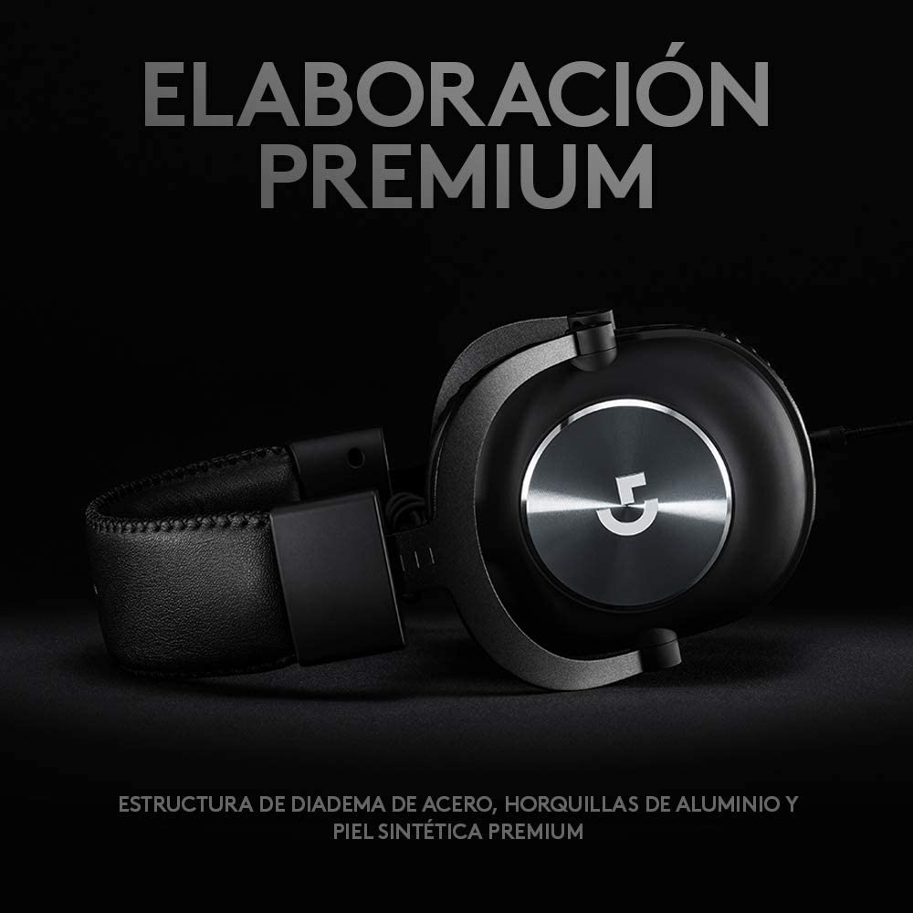 Logitech G PRO X - Auriculares para Gaming con Blue VO!CE, USB ...