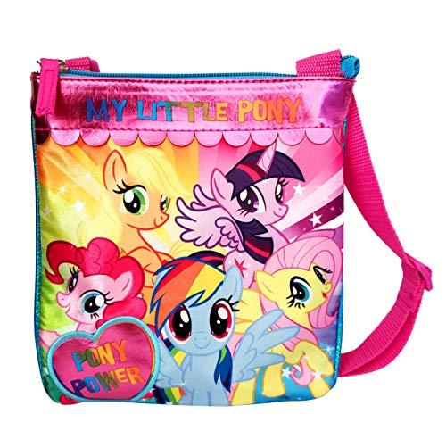 My Little Pony Girls Rainbow Pony Power Passport Bag, -