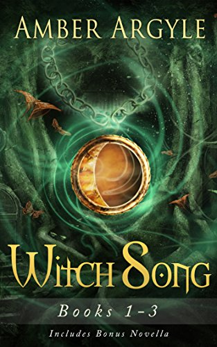 Witch Song Series: Books 1-3 + Bonus Novella
