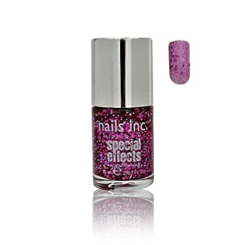 Nails inc London : Special Effects Honey Court Glitter Nail Polish ...