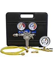 Mastercool (53010) Black Pressure Test Regulator Kit