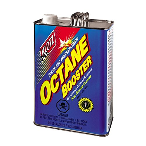 (Klotz Higher Octane Booster, 128 Ounce)