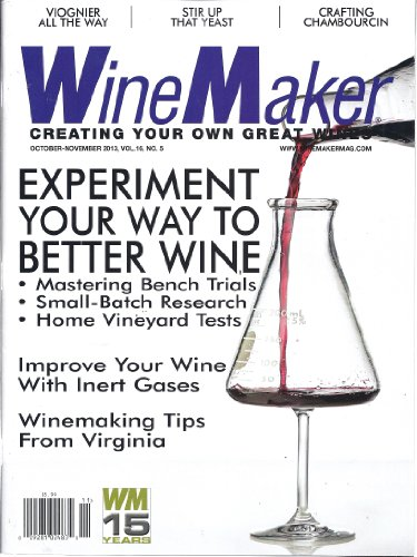 Wine Maker (October/November 2013)