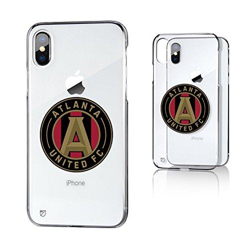 fan products of Keyscaper Atlanta United FC iPhone X Clear Case MLS