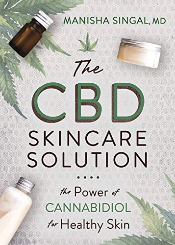 51FgNvthyyL - The CBD Skincare Solution: The Power of Cannabidiol for Healthy Skin