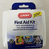 LEADER(TM) First Aid Kit 12 Piece (6 Pack)