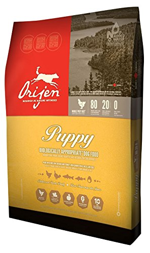 Orijen Puppy Dry Food 80/20 Formula .75 lb Trial Bag, 12 oz