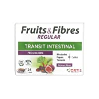 Ortis Fruits & Fibres 24 Squares To Chew
