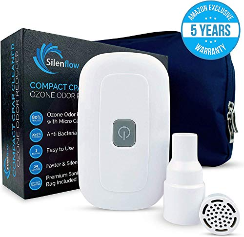 SilenFlow CPAP Cleaner and Sanitizer - Goodbye