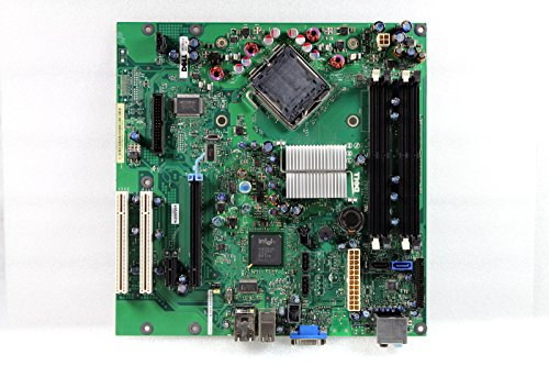 (Genuine Dell Socket LGA775 Intel Pentium 4 MotherBoard For Dimension 5200 / E520 Systems Part Numbers: WG864, 0WG864)