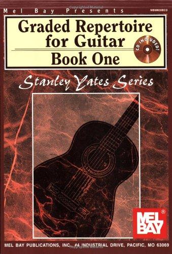 Graded Repertoire for Guitar Book One (Stanley Yates Series)