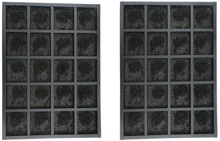 Sharp Activated Carbon Replacement Filter For FP-A60UW Or FP-A80UW FZ-A80DFU 2 Pack