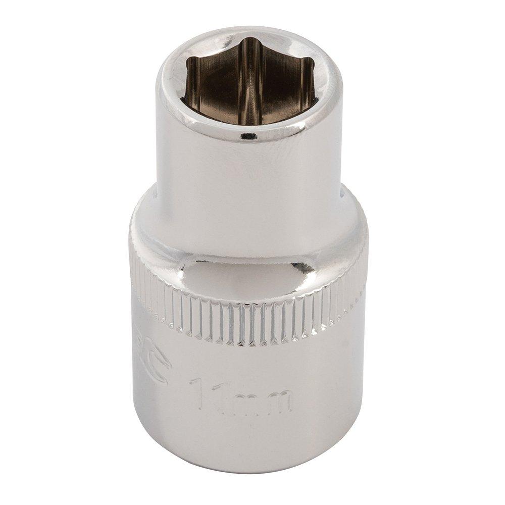 Silverline 257692 Douille m/étrique 1//2 20 mm