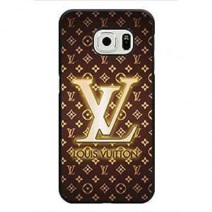 Louis And Vuitton Phone Accesory,Luxurious Brand LV Logo Phone Funda Cover,Samsung Galaxy S6Edge Cover Funda
