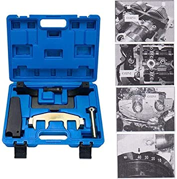Fit For BENZ M271 1.8L Chain Driven Camshaft Alignment Timing Locking Tool Set