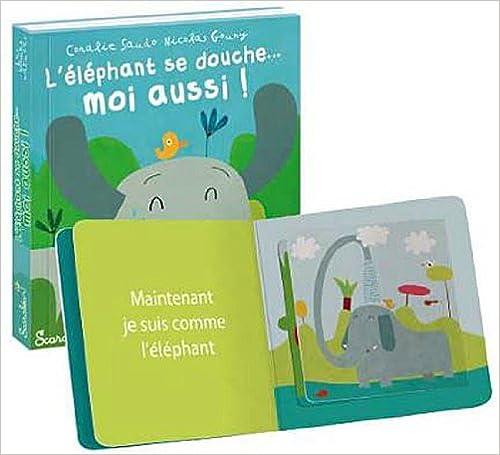 Livre gratuits L'éléphant se douche... moi aussi ! pdf ebook