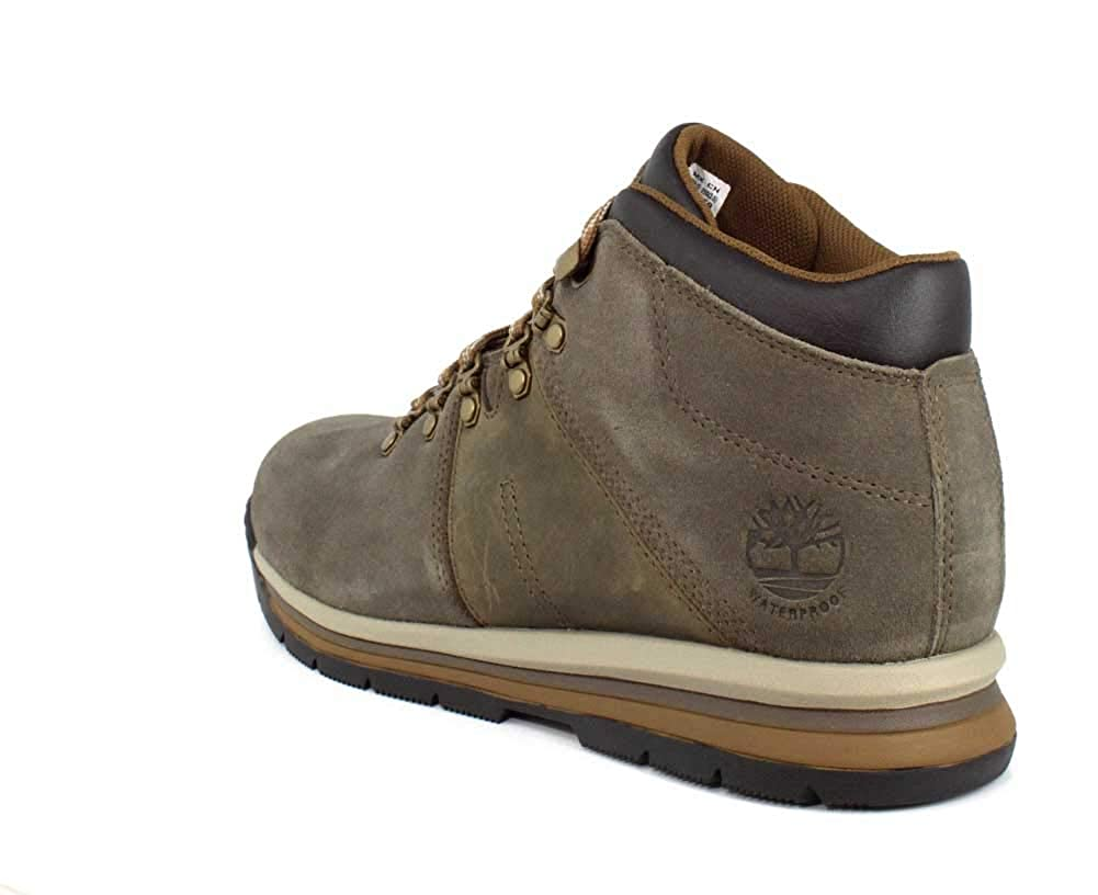 48406d49 Timberland Botines Hombre GT Rally Mid Leather: Timberland: Amazon.es:  Zapatos y complementos