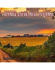 2022 Prince Edward Island small desk wall calendar