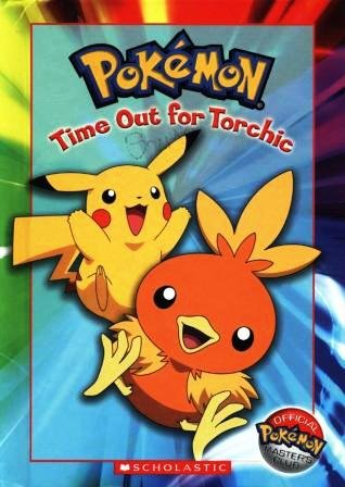Pok%C3%A9mon Time Torchic Official Masters product image
