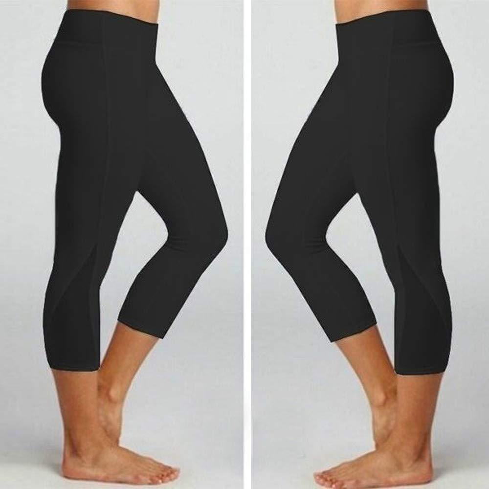 Homeparty Women Leggings Fitness Sports Gym Running Slim Tight Yoga Athletic Pants
